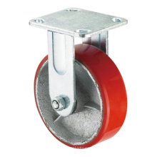 Heavy Duty Caster Series- 4in. Rígido