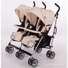Cochecito de bebé para gemelos / gemelos-Baby Stroller / Buggy