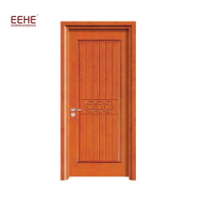 Modèles de portes en bois PVC fournis par la Chine au Pakistan
