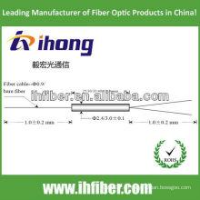 Mini acoplador de fibra óptica 1x2 o 2x2
