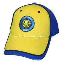 Brushed Cotton Sport Cap for Italian Football Club