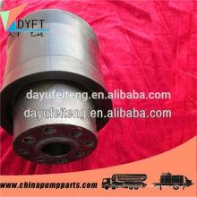 China manguera de goma de hormigón armado y montaje