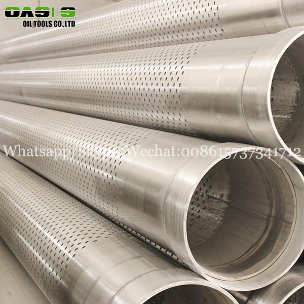 Perforated Casing Pipe 7