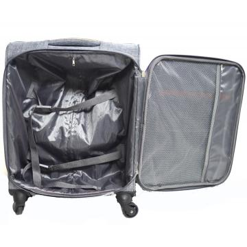 2016 New Snow Flake Fabric Luggage Set