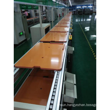 Gas Stove Assembly Line