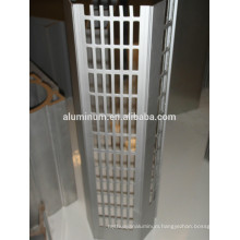 aluminium industrial profiles