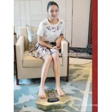 Biofeedback equipment blood circulation ems foot massager
