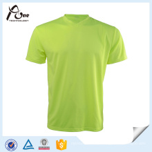 Dry Fit T Shirt Homem OEM Running Wear