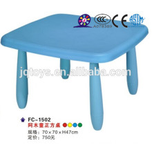 2016 babe popular Cheap plastic study table for childrens