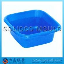 plastic washing basin mould