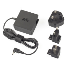 Fuente de alimentación portátil cuadrada 45W para portátil Asus19V2.37A