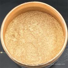 Cuivre poudre d'or / pigment d'or