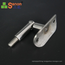 Exterior 304 / 316 Stainless Steel Wall Mounted Handrail Bracket