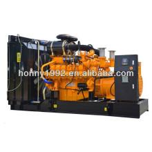 Grupo electrógeno de biogás de aguas residuales