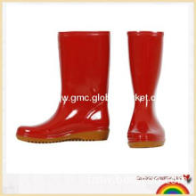 New safety plastic rain boots