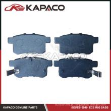 Grande conjunto de almofadas de freio para ACURA TSX HONDA Accord D1336 43022-TA0-A00