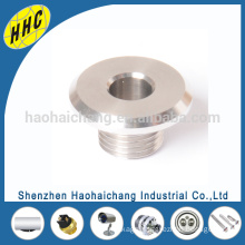 2016 China Manufacture CNC Thread Stainless Steel Hollow Screw