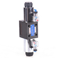 NG10 Directional Oil Solenoid Cast Iron Valve