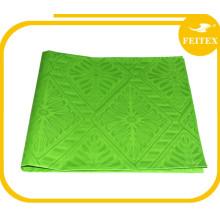 Традиционные Мульти цвета дамасской 5 метров/мешок Африканский ткань ткань кафтан Абая мода дизайн Дамаст 100%хлопок Жаккард FEITEX