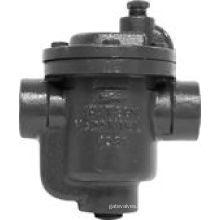 Purgeur de vapeur de type seau inversé haute pression à filetage (SC15H)