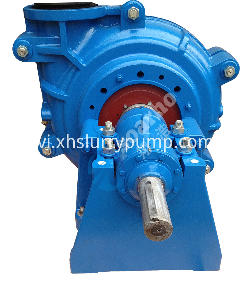 high head slurry pump shaft