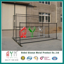 Qym-Removable Galvanized Temporary Fence