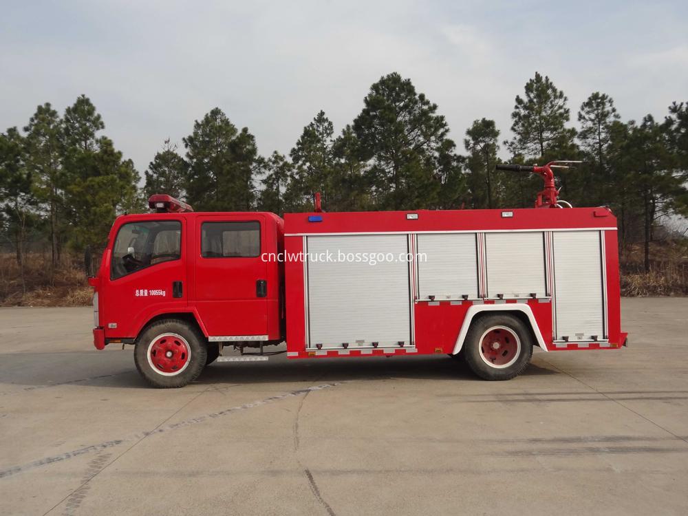 fire fighting foam truck 5