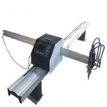 Máquina de corte portátil do plasma do CNC com THC