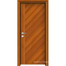 Porte intérieure en bois (LTS-109)