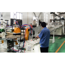 ABS PC PS PMMA SHEET EXTRUSION LINE