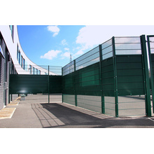 High quality Anti Corrosion Double Wire Mesh Fence