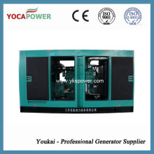 280kw Cummins Soundproof Electric Diesel Generator