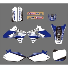 0013 Yamaha GRAPHICS&BACKGROUNDS DECALS STICKERS Kits for 4 STROKES YZ250F YZ400F YZ426F YZF 1999 2000 2001 2002