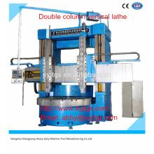 Máquina vertical grande del torno para la venta con el mejor precio en la acción ofrecida por la fabricación vertical grande del torno
