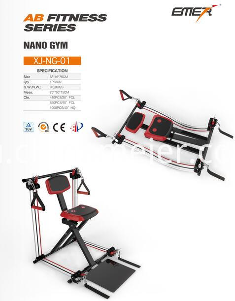 ody Building Equipment Ab Exercise Chair