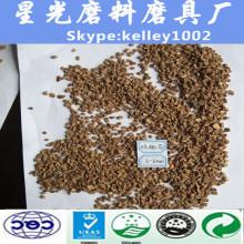 0.5-1.2mm Hohe Adsorption Walnuss Shell Filter Medien für die Abwasserbehandlung