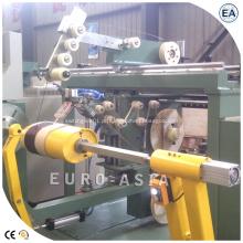 Máquina de enrolamento para transformador de pequena distribuição