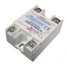 SSR-S10DA-H Ul CE Electrical Single Phase 10A 380V Solid State Relay