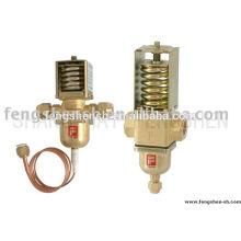 PWV1G Клапан воды с регулируемым давлением