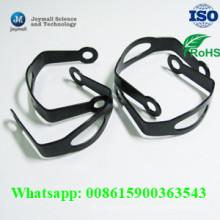 Braçadeira do metal da braçadeira do alumínio de carcaça do costume