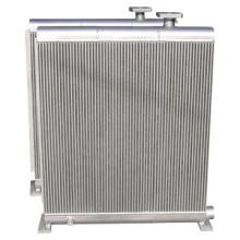 Refrigerador de óleo para compressor de pistão