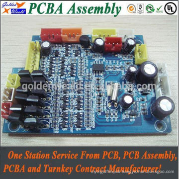 PCB Copy Board, PCB Assembly Service contract pcb assembly