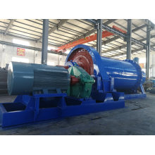 Rubber Liner Ore Processing Mining Stone Grinding Ball Mill Price