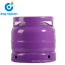 2020 Wholesale Empty Refillable Africa 50kg LPG Gas Cylinders for Sale
