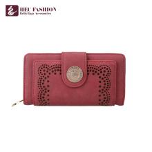 HEC Dernière conception en cuir PU en cuir multi-couleur en option dames sac à main
