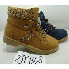 2016 Children′s Popular Fashion Snow Boots (ZJY-B68)