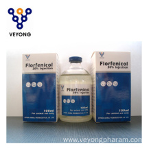 30% Florfenicol Injection for Animals Use