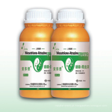 Safe High Efficent Herbicide 5% Mesotriona + Atrazina20% Ec