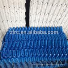 Preenchimento de PVC para torre de coleta