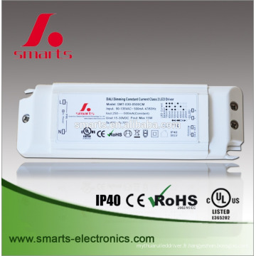 350ma 700na 17.5w dali dimmable transformateur de conducteur électronique